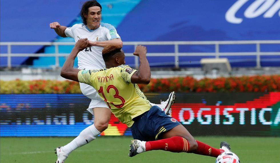 ¿Por qué no sería Cavani titular ante Colombia? Prensa uruguaya explica