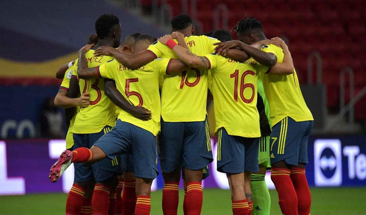 ¿En qué puesto del Ranking FIFA quedó la Selección Colombia después de tres empates en Eliminatorias?