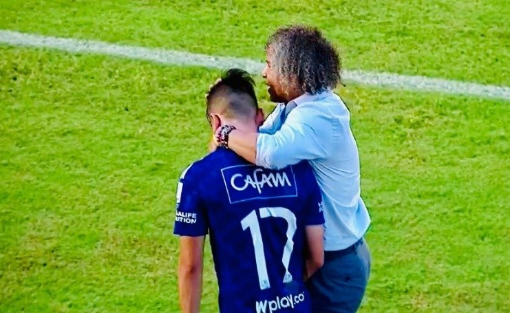Daniel Ruiz se disculpa con la afición de Millonarios