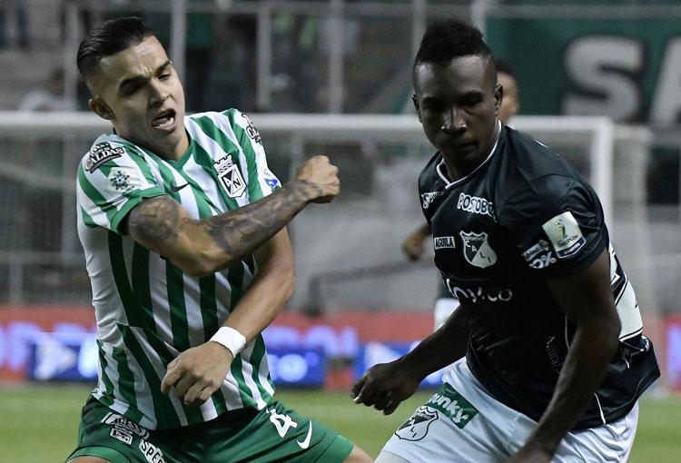 Deportivo Cali: de los pocos rivales que superan a Atlético Nacional en historial de partidos