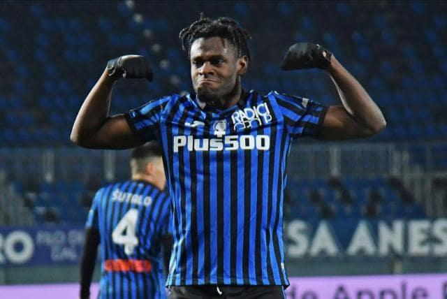 Zapata: en deuda con Selección pero consciente de su importancia en Atalanta