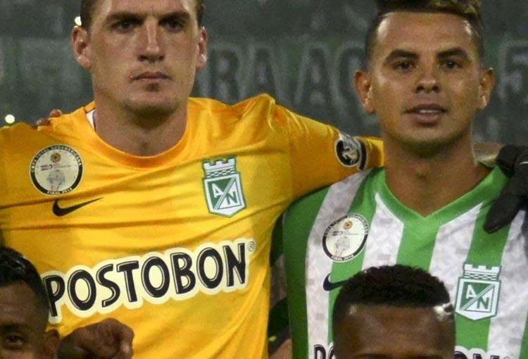 El Atlético Nacional que tuvo juntos a Franco Armani y Edwin Cardona