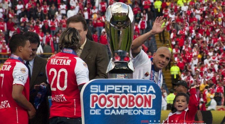Santa Fe, el más veces campeón de la Superliga: los 5 equipos que han alzado ese trofeo