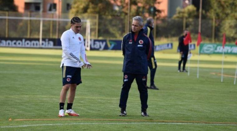 Reinaldo Rueda y el trato especial con Juanfer Quintero para que esté en Selección