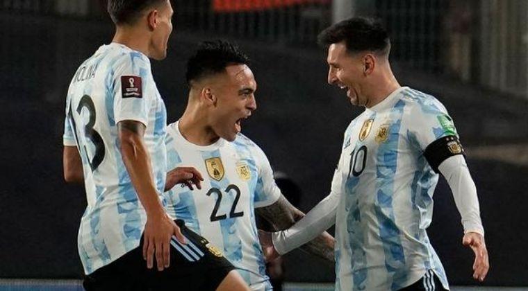 Argentina, Messi y la goleada a Uruguay que le sirve a Colombia