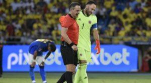 """FIFA también reconoció la gran tarde de David Ospina: """"Hasta el árbitro lo felicitó"""""""