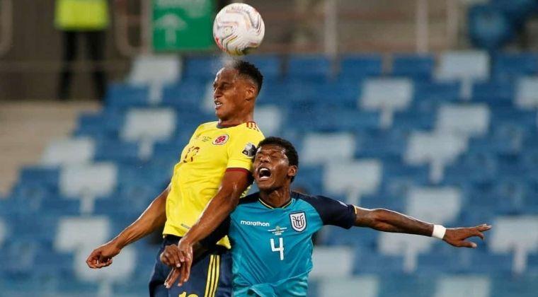 """En Ecuador ven el juego ante Colombia como """"el partido de nuestras vidas"""""""