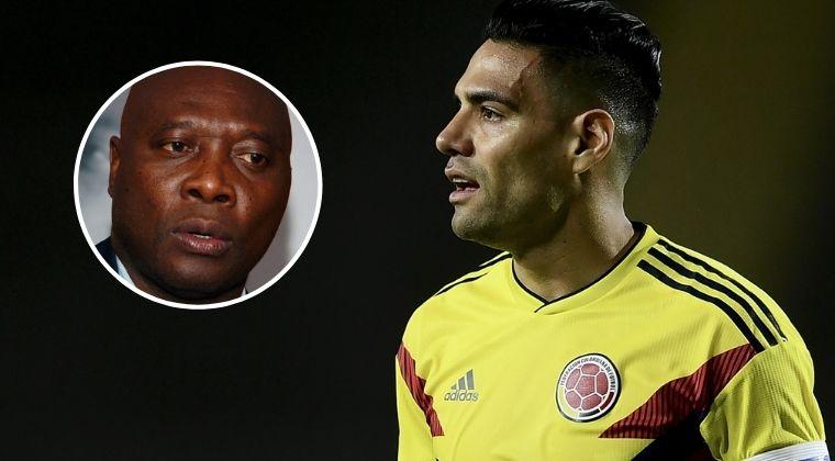 """Freddy Rincón y una nueva crítica a Falcao García : """"Le está costando. Ya lo veo sin fuerza"""""""