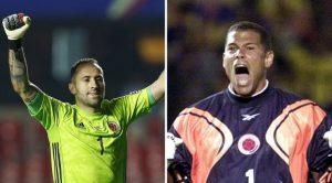 """""""Óscar Córdoba le saca una luz de ventaja a David Ospina"""""""