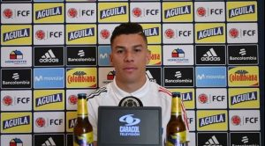 Matheus Uribe fue autocrítico y habló de la falta de definición en la Selección Colombia