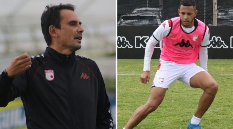 Grigori Méndez explicó la razón por la que no ha convocado a Marcus Vinicius