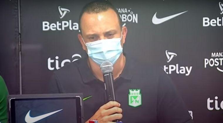 """Alejandro Restrepo: """"Esto es Atlético Nacional y debemos mantener el nivel alto"""""""