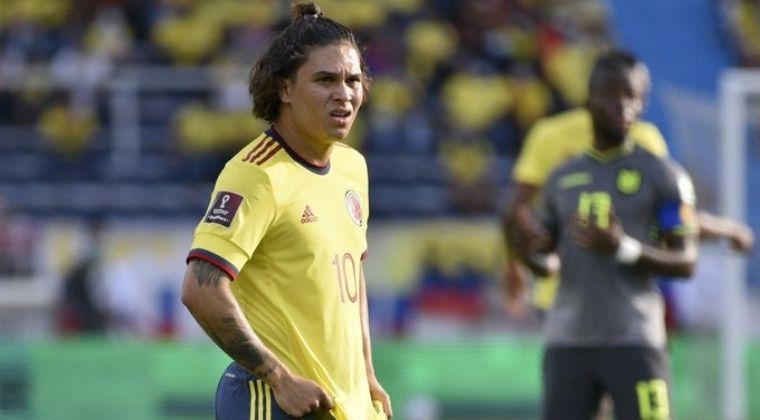 Juan Fernando Quintero sería baja de la Selección Colombia