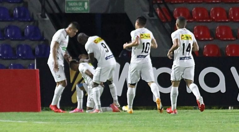 Tabla de posiciones de la Liga BetPlay 2021-II tras Once Caldas vs. La Equidad