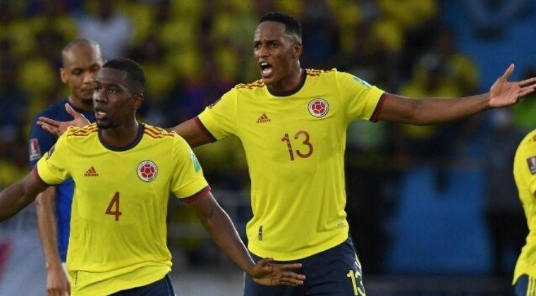 Preocupación en la Selección Colombia por Yerry Mina y Carlos Cuesta