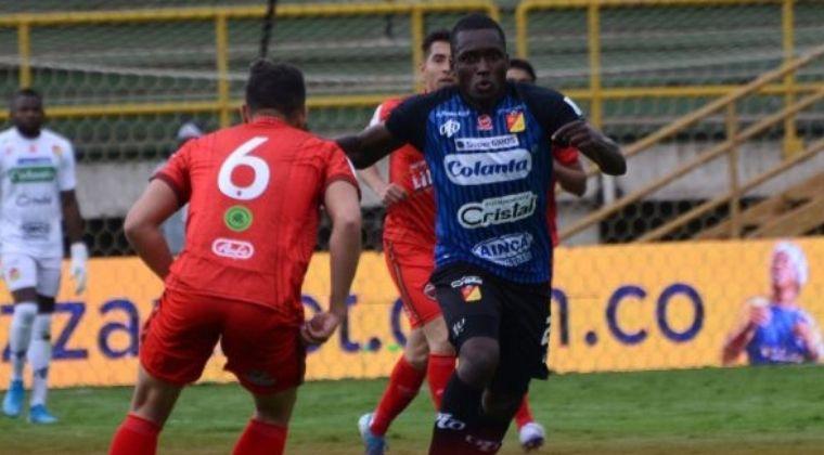 Pereira sigue imparable: ¡Derrotó a Patriotas y envió al descenso a Atlético Huila!