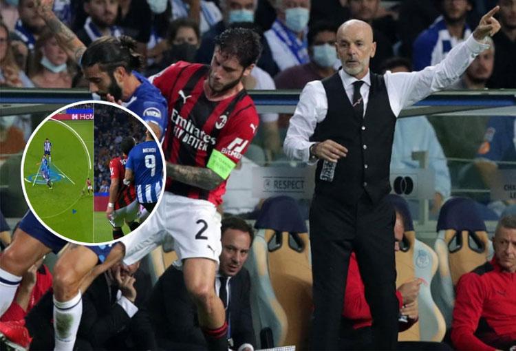 La polémica en el gol de Luis Díaz. ¿Qué dijo el DT de AC Milan?