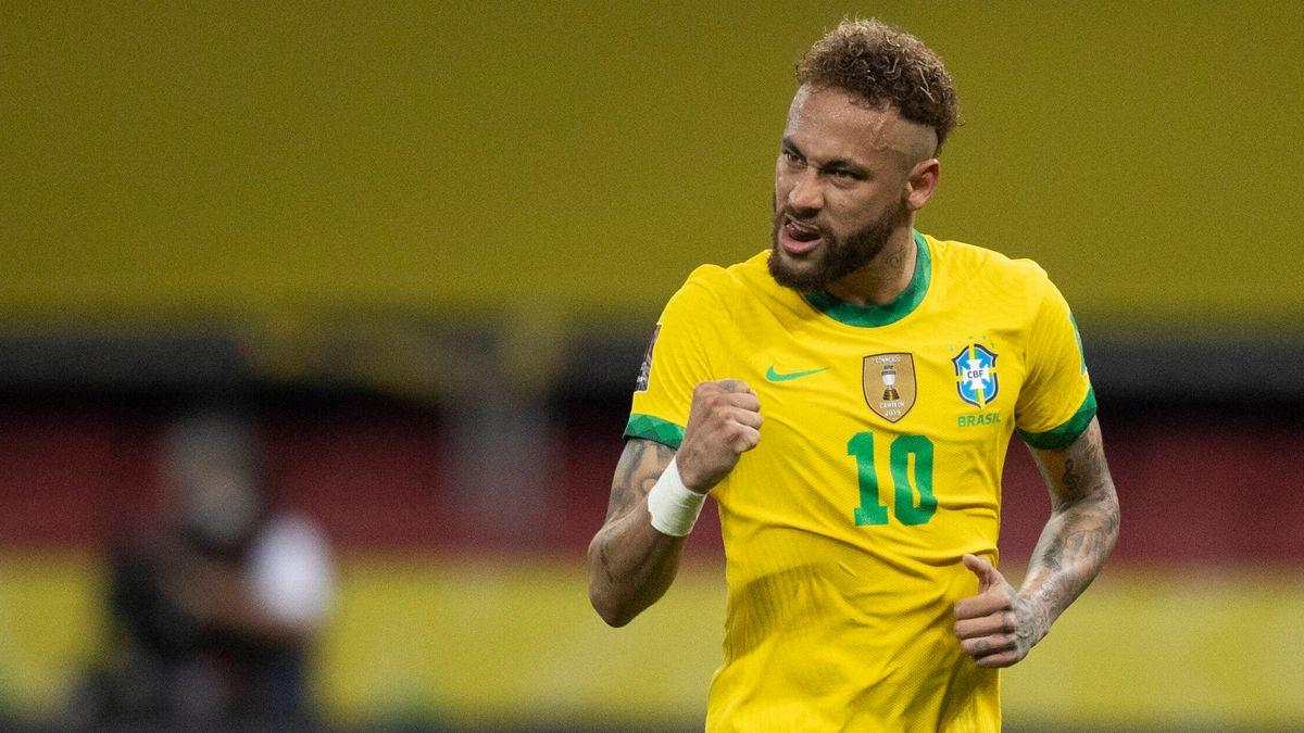 """La bomba de Neymar antes del Brasil vs. Colombia: """"Pienso que Catar 2022 será mi último Mundial"""""""