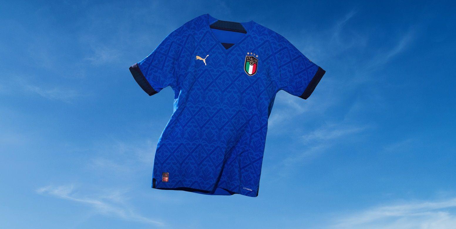 Nueva tecnología de Puma para uniformes de clubes y selecciones