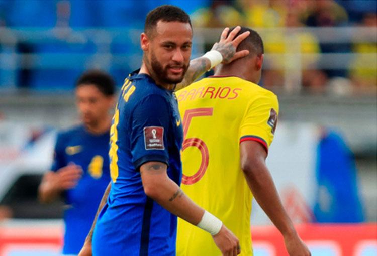 """""""Contra Colombia Neymar estuvo descentrado y sin creatividad. Muy decepcionante"""""""